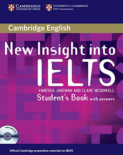 9783125342569: New Insight into IELTS: Student's Book Pack with answers and CD