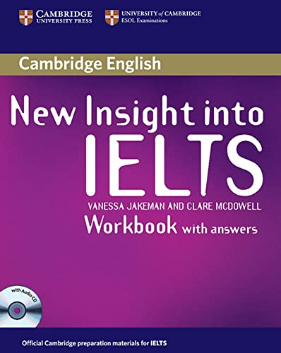 9783125342590: New Insight into IELTS: Workbook Pack