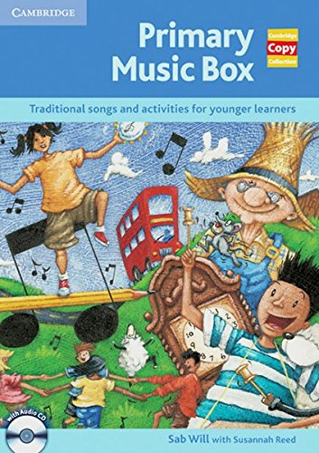 9783125342682: Primary Music Box: Book and CD Pack
