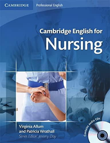 9783125342835: Cambridge English for Nursing