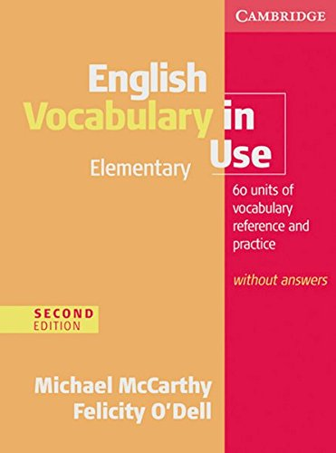 English Vocabulary in Use - Elementary. Edition