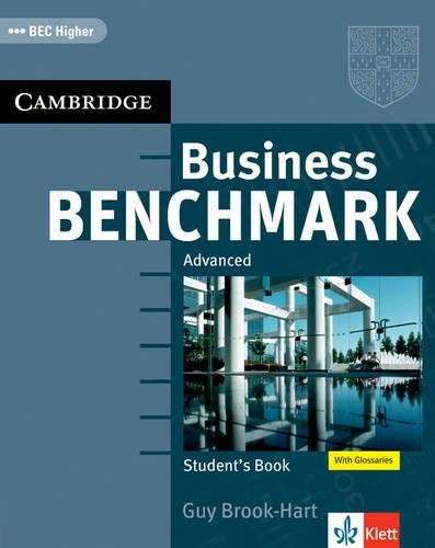 9783125343221: Business Benchmark Advanced Student's Book (BEC Higher edition) (Klett edition)