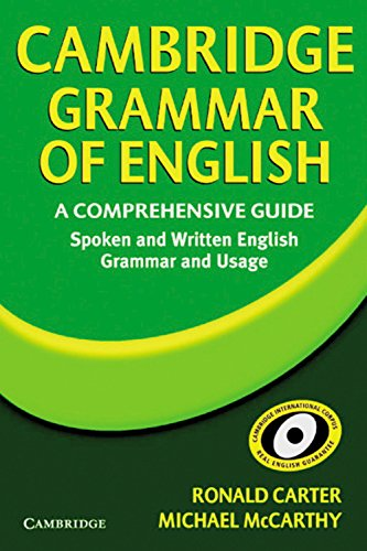 9783125343313: Cambridge Grammar of English: A comprehensive guide