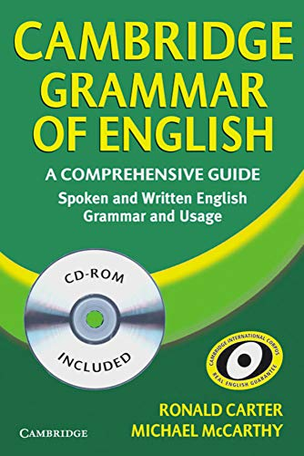 9783125343337: Cambridge Grammar of English: A Comprehensive Guide. Spoken and Written English. Grammar ans Usage