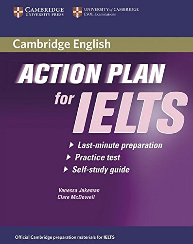 9783125343757: Action Plan for IELTS. Academic Module. Student's Book: A last-minute self-study plan. Intermediate to Advanced