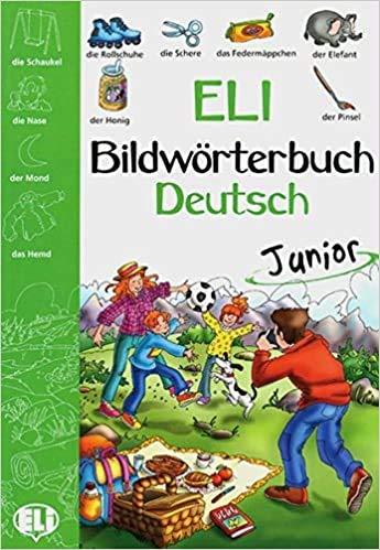 9783125344693: ELI Bildwörterbuch Deutsch Junior