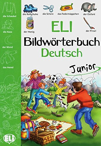 9783125344693: ELI Bildwörterbuch Deutsch Junior