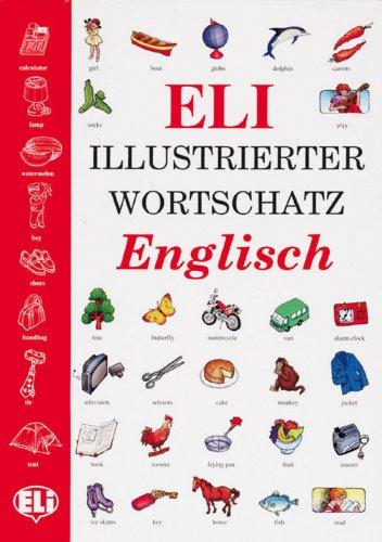9783125344716: ELI illustrierter Wortschatz, Englisch