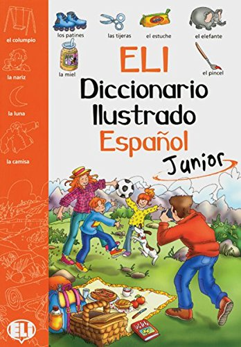 9783125344846: ELI Diccionario Illustrado Junior