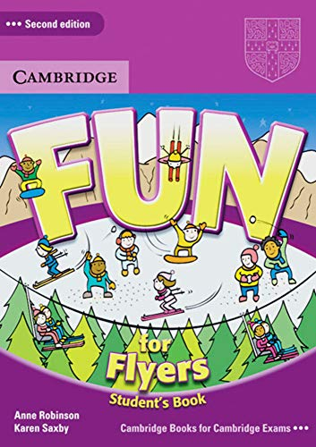 9783125345041: Fun for Flyers: Student's Book - Beginner