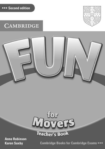 9783125345065: Fun for Movers: Teacher's Book - Beginners
