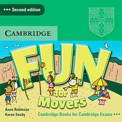 9783125345072: Fun for Movers. Audio CD - Beginners