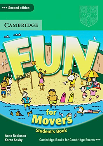 9783125345089: Fun for Movers: Student's Book - Beginners