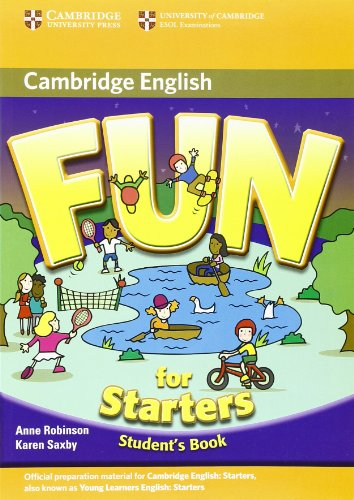 9783125345096: Fun for Starters - Second Edition. Student's Book