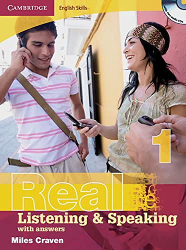 9783125345218: Real Listening & Speaking 1. Edition with answers