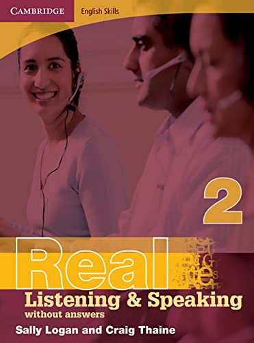 9783125345287: Real Listening & Speaking 2. Edition without answers: Cambridge English Skills Level 2