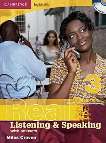 9783125345331: Real Listening & Speaking 3. Student's B./inkl. 2 CDs