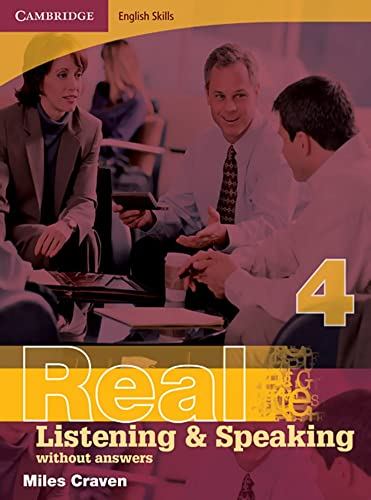 9783125345447: Real Listening & Speaking 4. Edition without answers: Cambridge English Skills Level 4