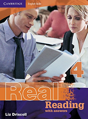 9783125345454: Real Reading 4. Edition with answers