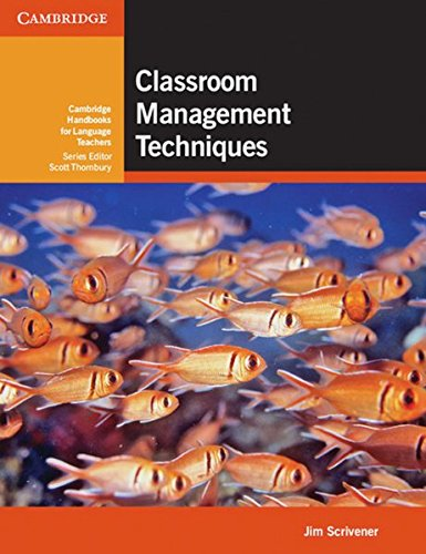 Classroom Management Techniques (9783125345584) by [???]