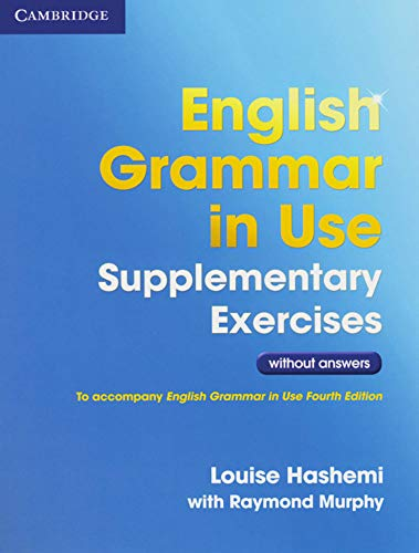 9783125345799: English Grammar in Use Supplementary Exercises - Third Edition. Book without answers