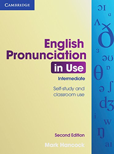 9783125345843: English Pronunciation in Use. Intermediate - Second Edition. Book with answers, 4 Audio CDs and CD-ROM