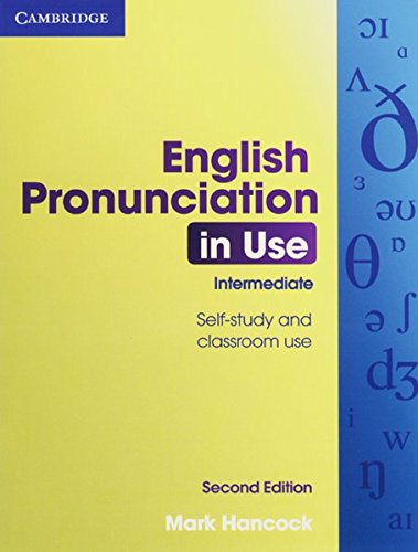 9783125345850: English Pronunciation in Use. Intermediate - Second edition. Book with answers and 4 Audio-CDs