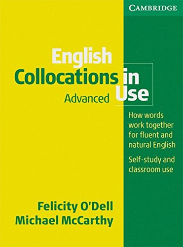 9783125346055: English Collocations in Use: Edition with answers - Advanced