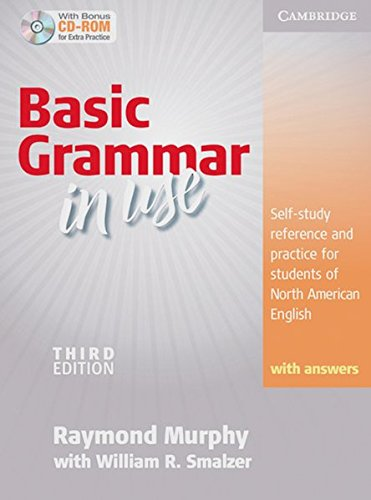 9783125346529: Basic Grammar in Use - Third Edition. Edition with answers and CD-ROM