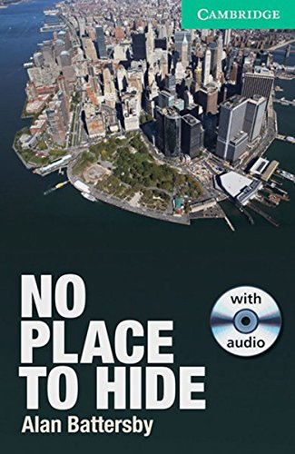 9783125346949: No Place to Hide. Book with Audio-CD-Pack: Level 3: Lower-Intermediate