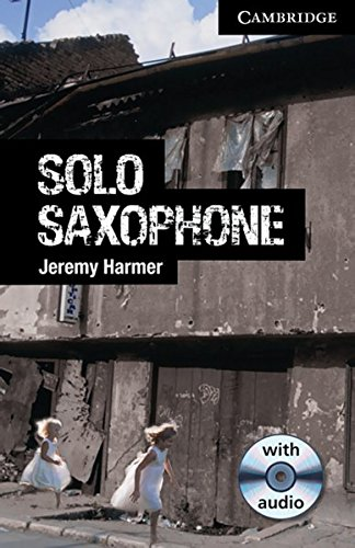 9783125346987: Solo Saxophone. Book with Audio-CD-Pack
