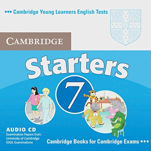Cambridge Young Learners English Tests. Examination papers from the University of Cambridge Local ...
