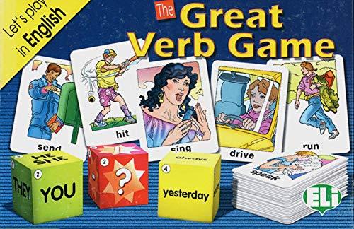 The Great Verb Games: Spiel: Oleinek, M. M.