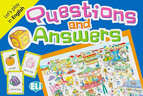 9783125347373: Questions and Answers: Let's play in English