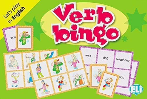 9783125347380: Verb bingo: Let' s play in English