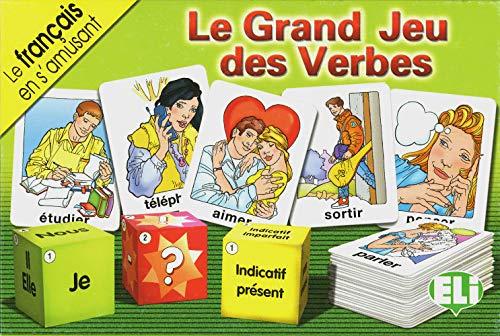 9783125347465: Le Grand Jeu des Verbes (Spiel)