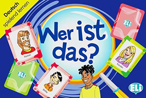 9783125347595: Wer ist das?: Deutsch spielend lernen