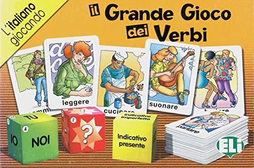9783125347786: Il grande gioco dei verbi