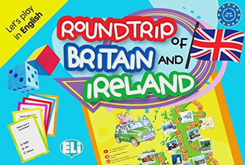 9783125347878: Roundtrip of Britain and Ireland