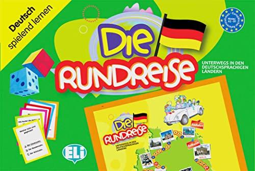 9783125347915: Die Rundreise: Unterwegs in den deutschsprachigen Ländern