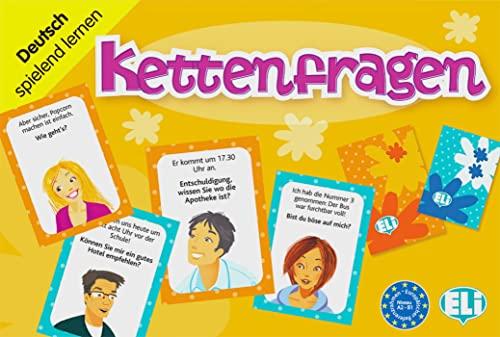 9783125347960: Kettenfragen - Deutsch spielend lernen