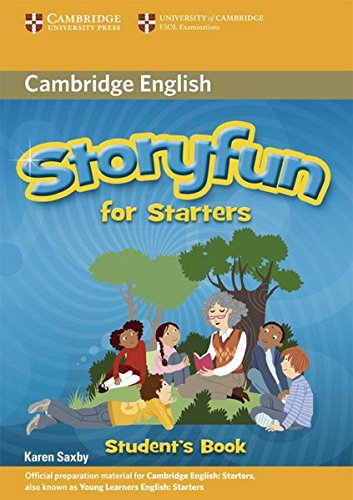 9783125348899: Storyfun for Starters, Movers, Flyers / Starters. Student's Book