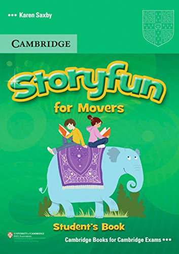 9783125348912: Storyfun for Starters, Movers, Flyers. Movers. Student's Book
