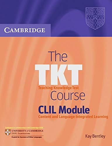 9783125350663: The TKT Course CLIL: Student's Book