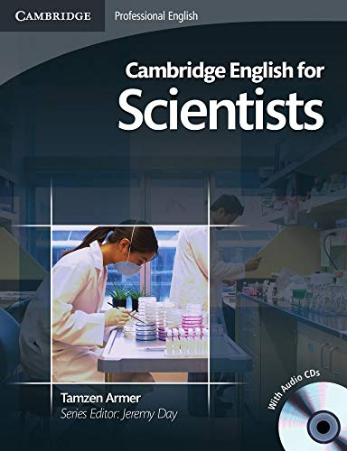 9783125351868: Cambridge English for Scientists: Student's Book with 2 Audio CDs