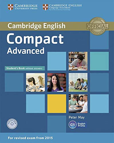 9783125352056: Compact Advanced: Student's Book without answers with CD-ROM