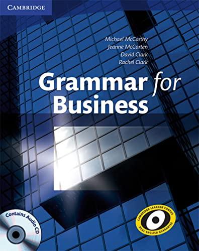 9783125352155: Grammar for Business