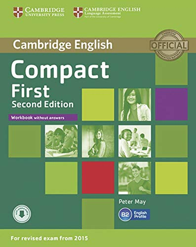 9783125352667: Compact First. Workbook without answers