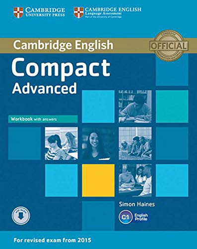 9783125353268: Compact Advanced. Workbook with answers and downloadable audio: Workbook with answers and downloadable audio