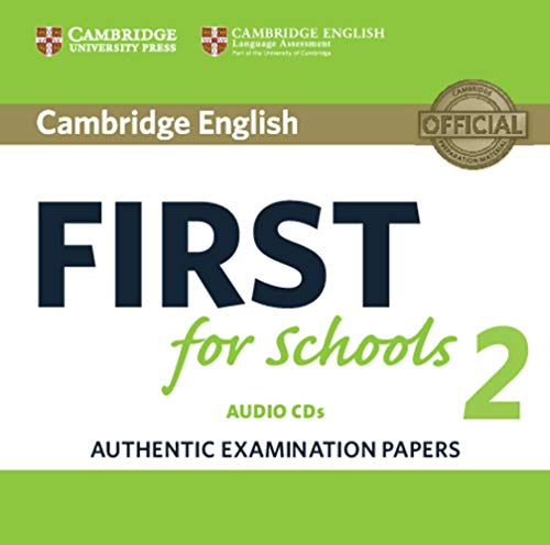 9783125353886: Cambridge English First for Schools 2. 2 Audio-CDs